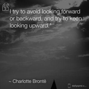 On Looking Upward