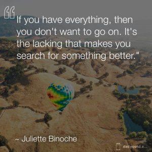 On Having Everything